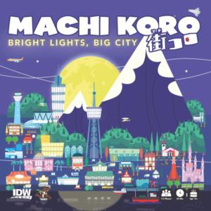 Machi Koro: Bright Lights