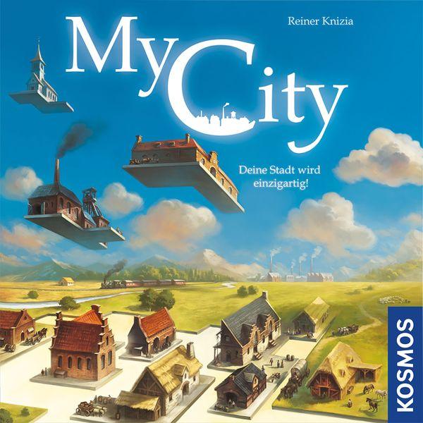 パッケージ:マイシティ(My City)