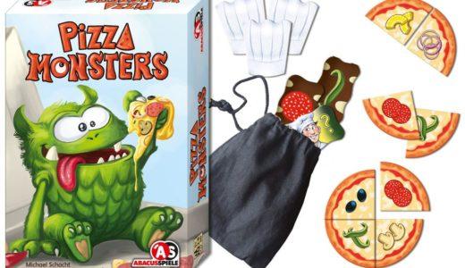 【ゲーム紹介】ピザモンスター (Pizza Monsters)