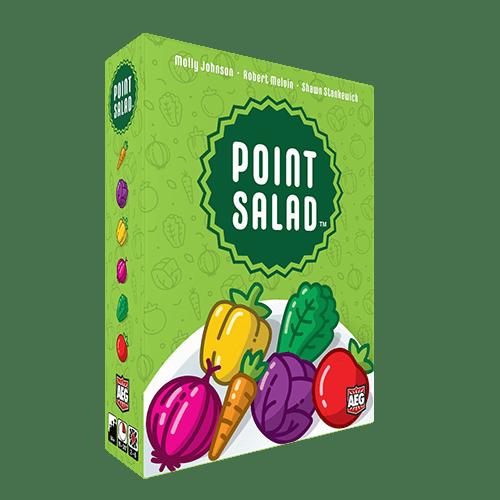 パッケージ|ポイントサラダ (Point Salad)