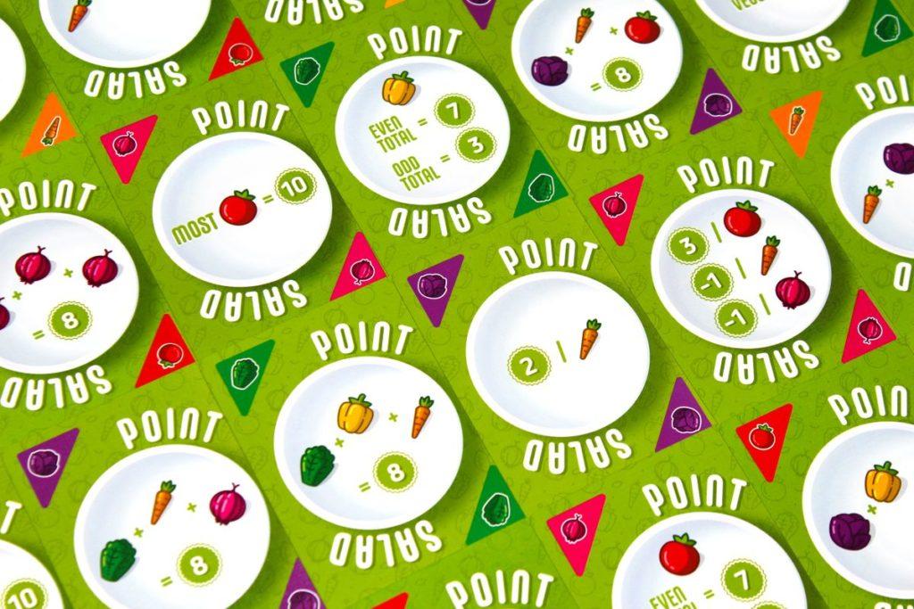 |ポイントサラダ (Point Salad)