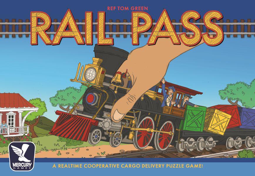 パッケージ|【レビュー】レイル・パス (Rail Pass)