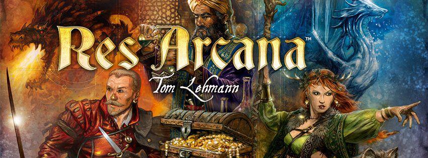 どんなゲーム?|レス・アルカナ (Res Arcana)