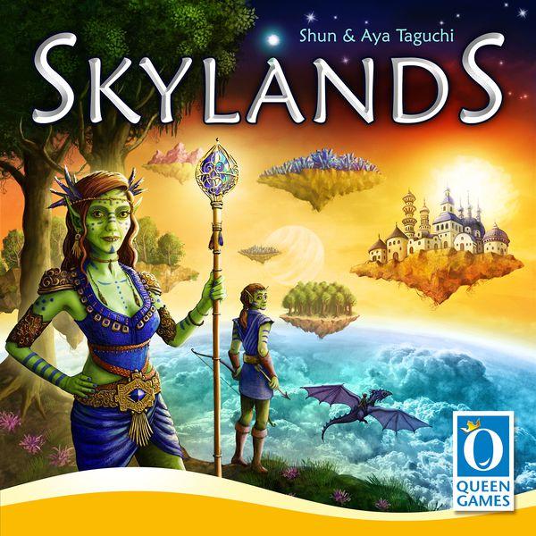 Skylands|パッケージ
